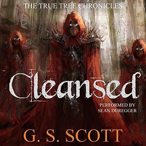 Cleansed Audiobook By G. S. Scott cover art