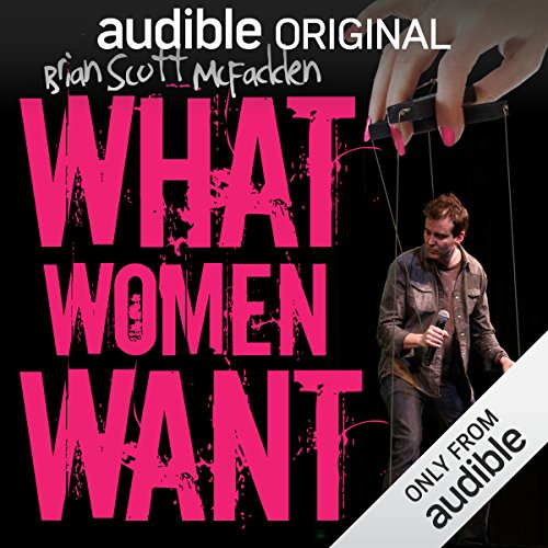 What Women Want audiobook cover art