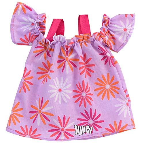 Famosa FAM72252 Vestido Nancy Basic Flores, Multicolor