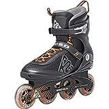 K2 Skates Herren 3050708.1.1 Inline Skate Exo 6.0 M Black/orange - US 11,0