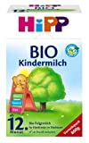 Hipp Bio Kindermilch ab dem 12. Monat, 800g -