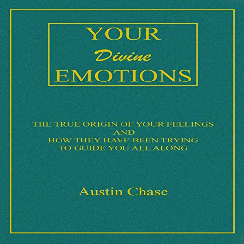 Your Divine Emotions audiobook cover art