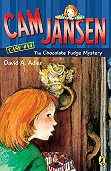 Cam Jansen the Chocolate Fudge Mystery #14