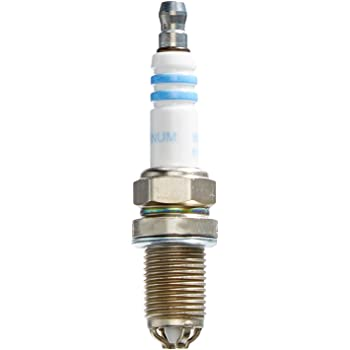 Platinum +4 Spark Plug for Select Bentley, BMW, Land Rover, Mini, Morgan, and Rolls-Royce Vehicles (Pack of 1)