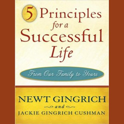 5 Principles for a Successful Life audiobook cover art