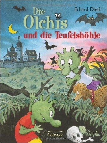 Die Olchis und die Teufelshöhle von Erhard Dietl (Autor, Illustrator) ( Februar 2011 )