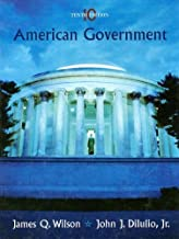 american government wilson 10th edition