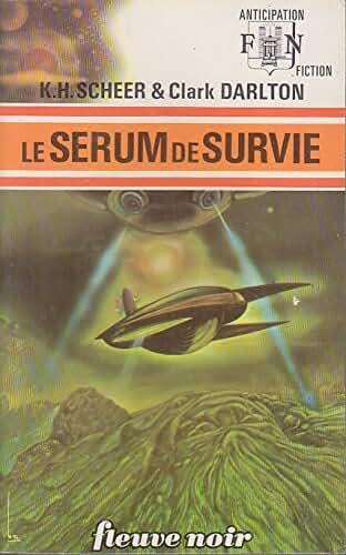 PERRY RHODAN 23 Le Serum de Survie FNA 571 1973 EO BRANTONNE