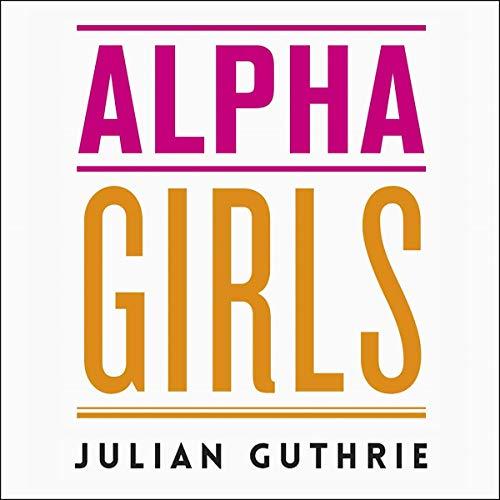 Couverture de Alpha Girls