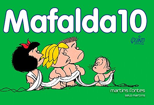 Mafalda - Mafalda Nova - Volume - 10