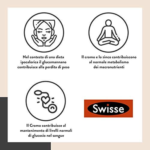 Swisse Perdita di Peso Integratore Alimentare 180 Compresse
