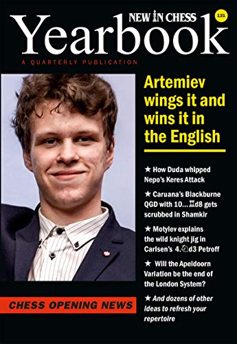 New in Chess Yearbook 131: Chess Opening News