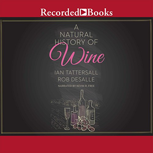 A Natural History of Wine audiobook cover art