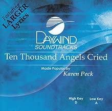 Best ten thousand angels cried accompaniment track Reviews