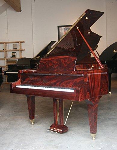 Bösendorfer 180 Grand Piano 6' High-gloss Pyramid Mahogany