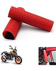 Amortiguador delantero de goma, protector de suspensión de horquilla, cubierta protectora para Honda Suzuki Yamaha K.T.M Husqvarna Motocross Dirt Bike