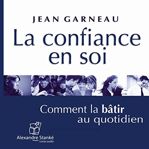 La confiance en soi audiobook cover art