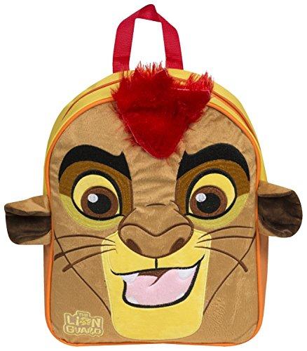 Disney Junior Leone Guardia peluche dello zaino anteriore
