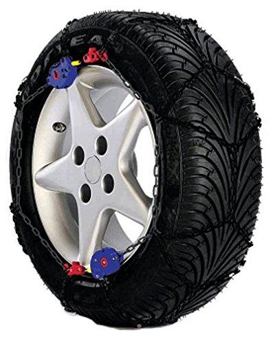 PICOYA Chaine neige IDEAL BLACK n°14 pour la taille: 245/55-17