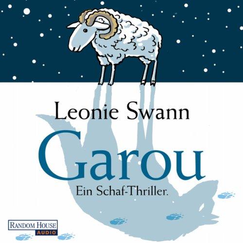 Garou audiobook cover art