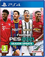 eFootball PES 2021 Season Update (PS4) - UAE NMC Version