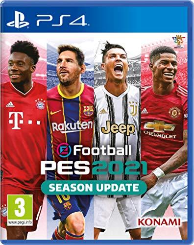 eFootball PES 2021 SEASON UPDATE - PlayStation 4 [Edizione: Regno Unito]
