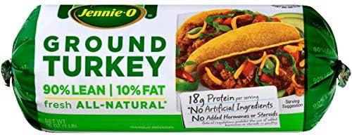Jennie-O Lean Ground Turkey Roll, 16 ounce (1 pound)