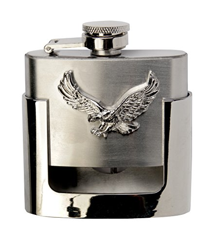 Gürtelschnalle Flask Flying Eagle