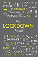 My Lockdown Journal