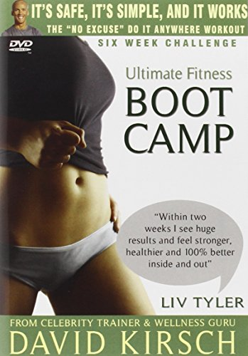 David Kirsch: Ultimate Fitness Boot Camp