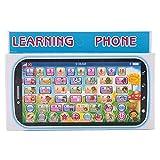 Telefono Cellulare, Chat E Conteggio Smart Phone per Bambini Impara Il Gioco Bambino Carino Gioco da Bambini Tocca E Impara Il Cellulare Interattivo