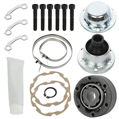 AINTIER Drive shaft CV Joint Rebuild Kit replacement for Front for Jeep for Dodge Liberty Nitro 3.7L 4.0L 2007 2011