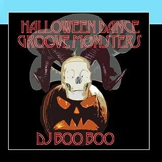 Halloween Dance Groove Monsters