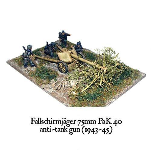 Jeux de Guerre - Fallschirmjager Pak 40 (1943-1945) - WGB.LFJ.10 - jeux de guerre