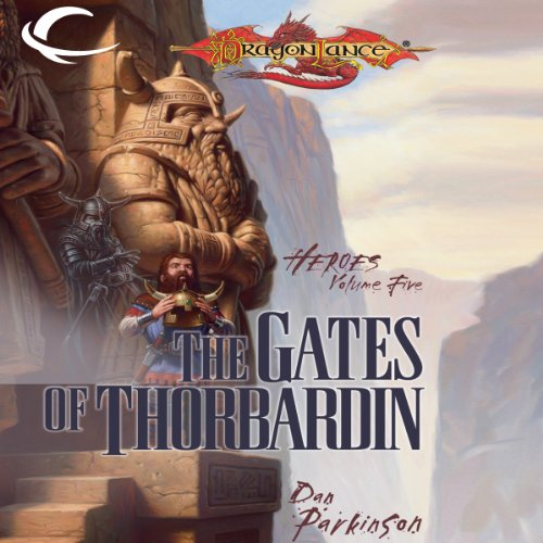 The Gates of Thorbardin cover art