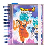 Erik - Agenda Scolaire Journalier 2020/2021 | Dragon Ball Super | 11 mois