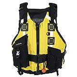 NRS Rapid Rescuer Type V Adjustable Life Jacket Vest Personal Flotation Device with Large Storage...
