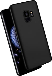RKINC Case for Samsung Galaxy S9 Plus, Matte Finish Ultra Slim Hard Plastic Full Protective Scratch Resistant case cover f...