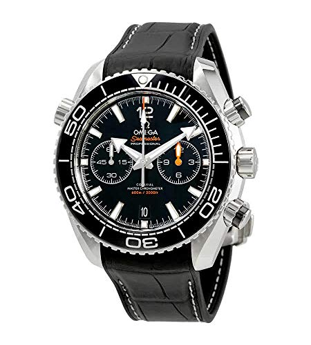 Omega Seamaster Planet Ocean Chronograph automatico Mens Watch 215.33.46.51.01.001