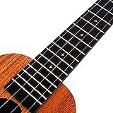 Immagine 2 enya electric acoustic tenor ukulele