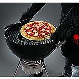 Zoom IMG-2 weber pietra per pizza gourmet