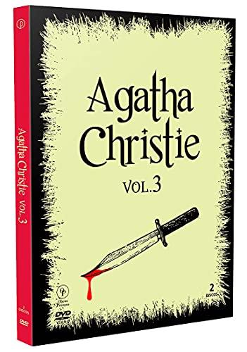 Agatha Christie Vol.3 [Digipak com 2 DVDs]