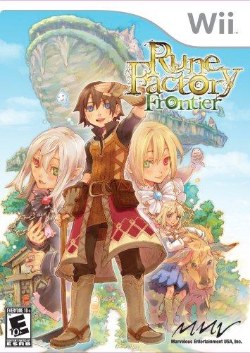Rune Factory: Frontier - Nintendo Wii by Xseed