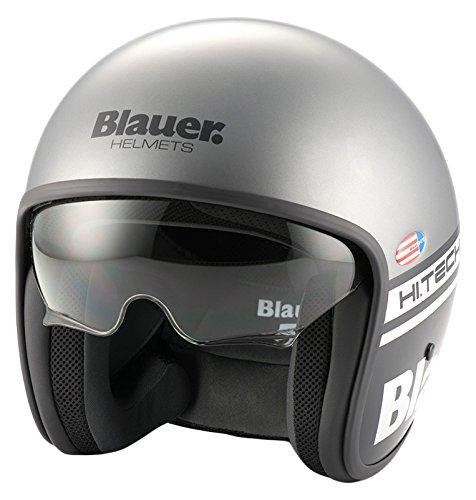 Blauer USA Bleu 12 cbkhu01007 – h00001-H69 S Pilot 1.1 H.T. Helmet, noir mat, S
