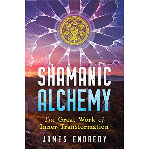 『Shamanic Alchemy』のカバーアート