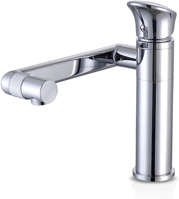 Kupfer drehbecken wasserhahn einlochmontage heien und kalten becken wasserhahn waschbecken gewidmet wasserhahn glück katze