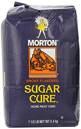 Morton Sugar Cure, Smoke Flavor