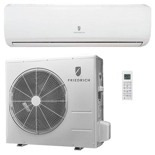 33000 Btu Mini Split Heat Pump, Indoor/Outdoor Set