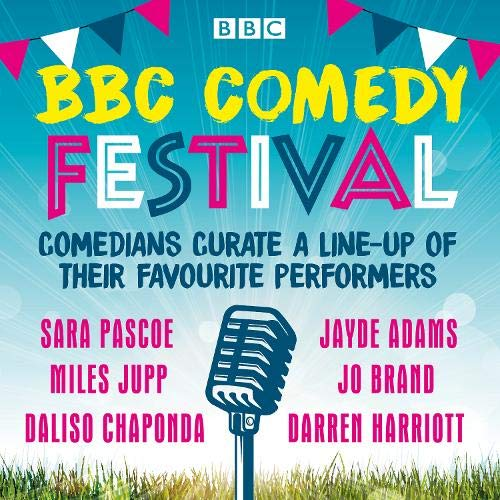 BBC Comedy Festival cover art