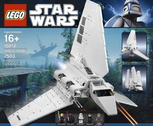 LEGO Star Wars Imperial Shuttle 10212 by LEGO